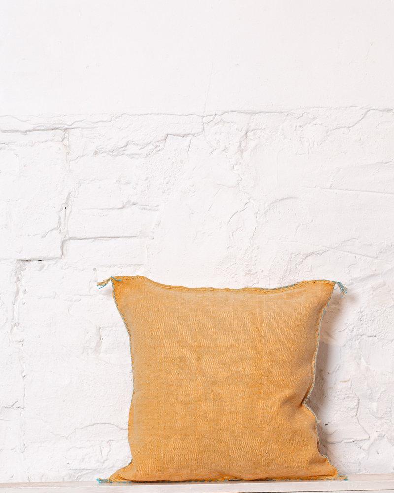 Vegan silk cactus pillow 224