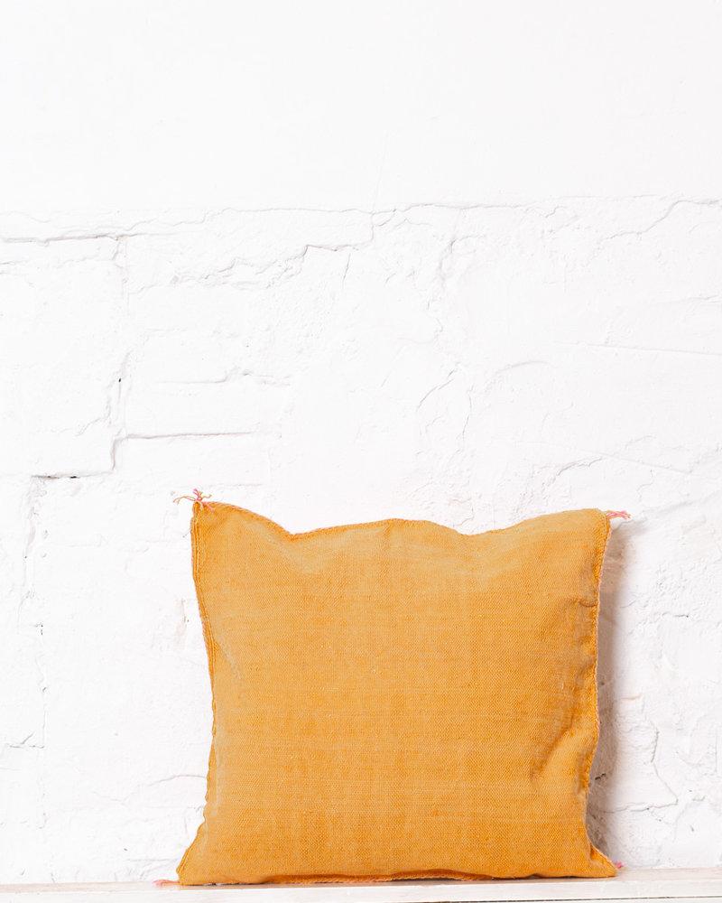 Vegan silk cactus pillow 225