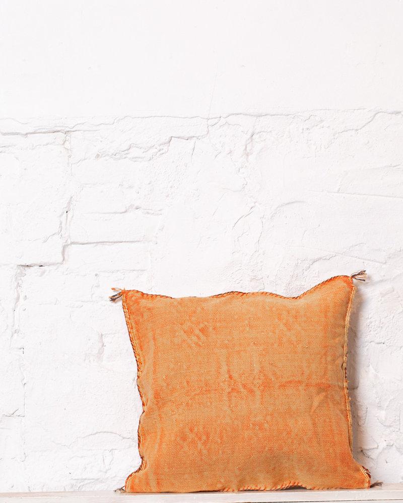 Vegan silk cactus pillow 226