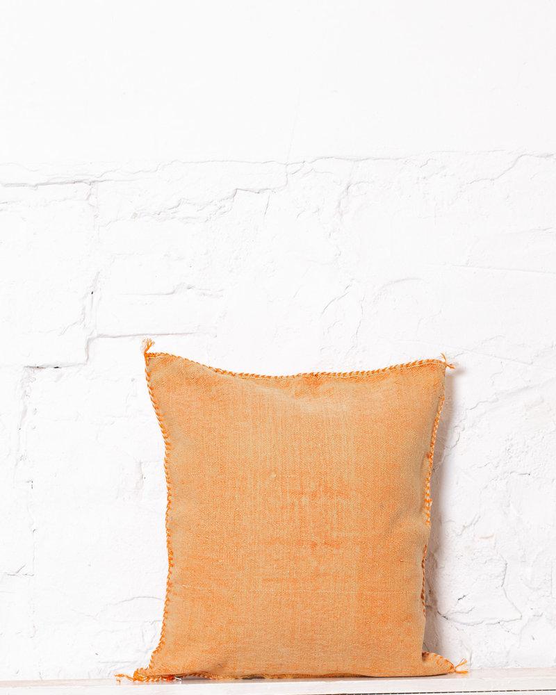 Vegan silk cactus pillow 231
