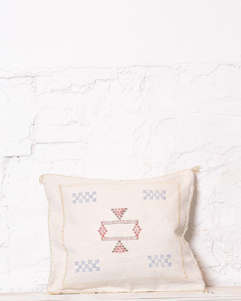 Vegan silk cactus pillow 240