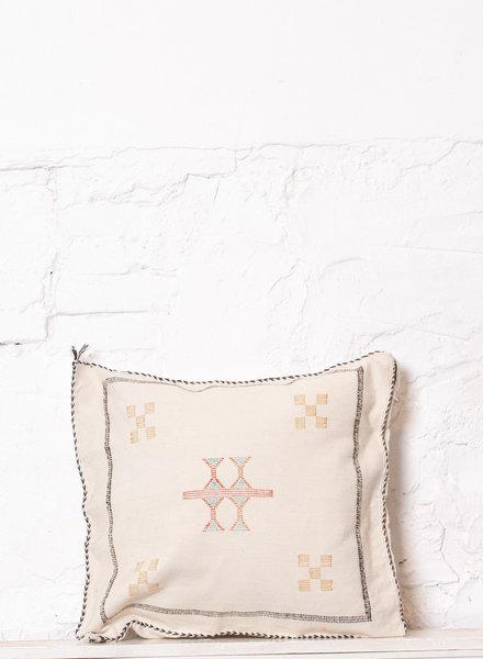 Vegan silk cactus pillow 241