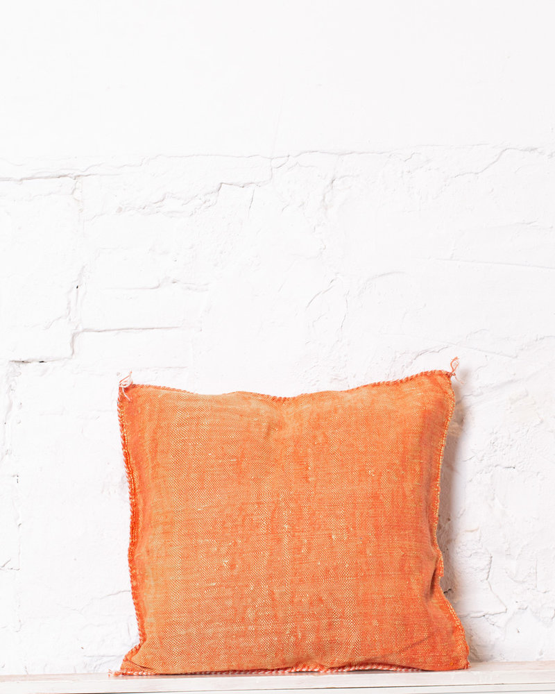 Vegan silk cactus pillow 244