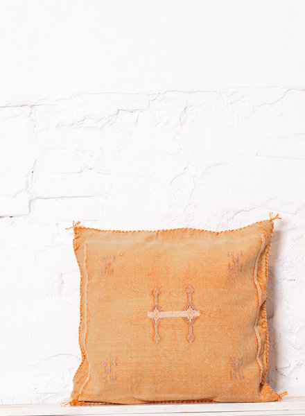 Vegan silk cactus pillow 246