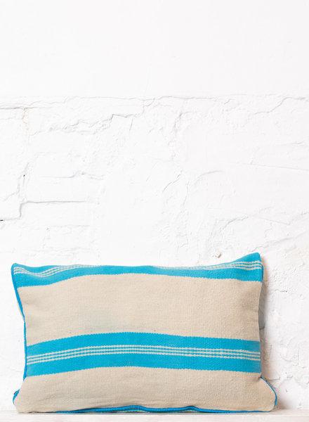 Berber stripe pillow 296