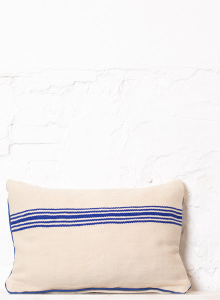 Berber stripe pillow 299