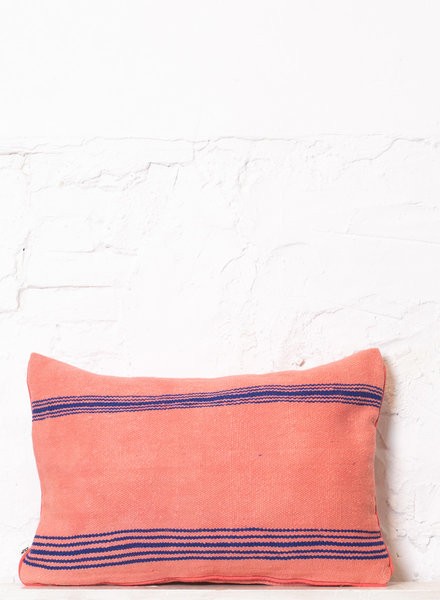Berber stripe pillow 306