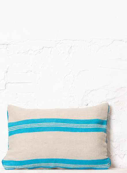 Berber stripe pillow 307