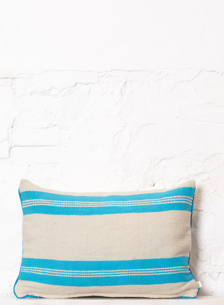 Berber stripe pillow 308