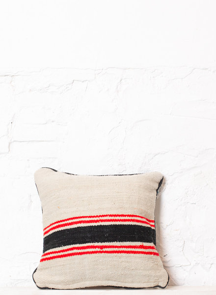 Berber stripe pillow 310