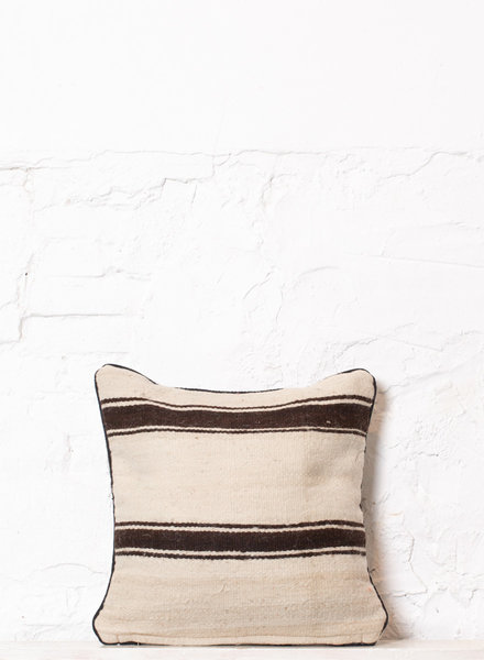 Berber stripe pillow 317