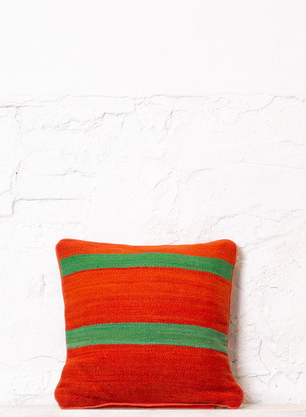 Berber stripe pillow 327