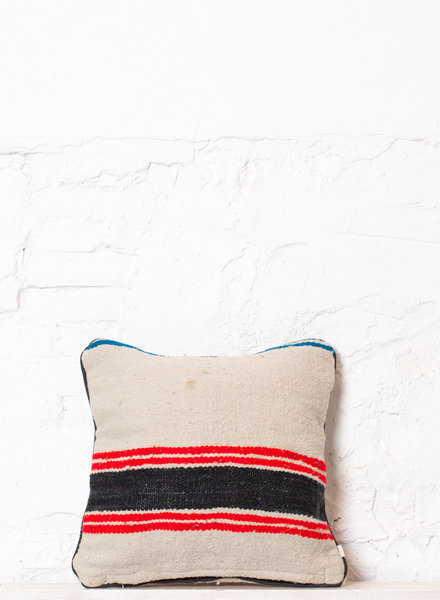 Striped pillow 329