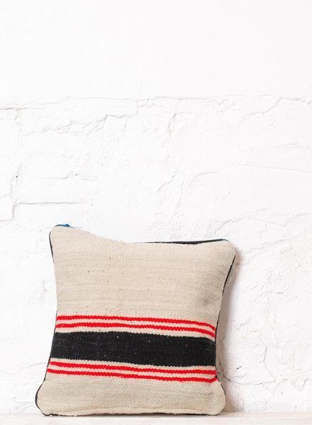 Berber stripe pillow 333