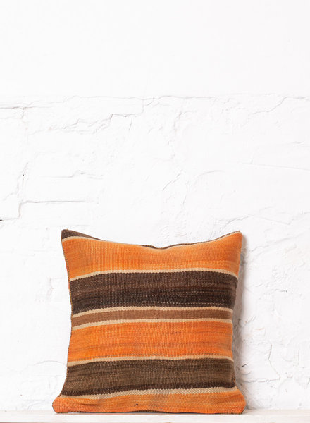 Berber stripe pillow 338