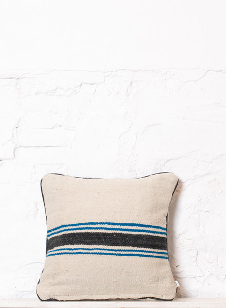 Berber stripe pillow 342
