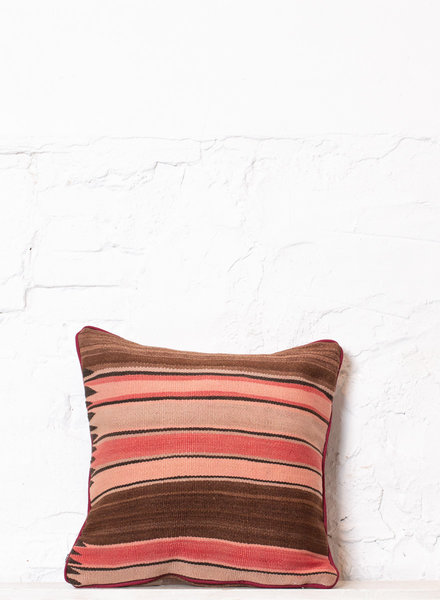 Berber stripe pillow 355