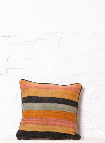 Berber stripe pillow 356