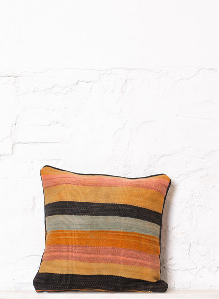 Berber stripe pillow 356