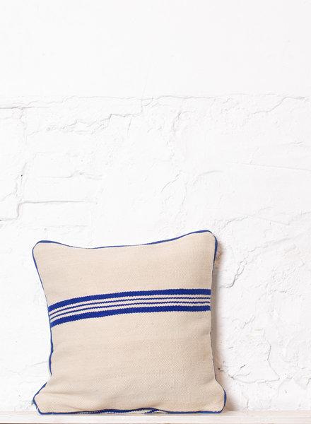 Berber stripe pillow 358