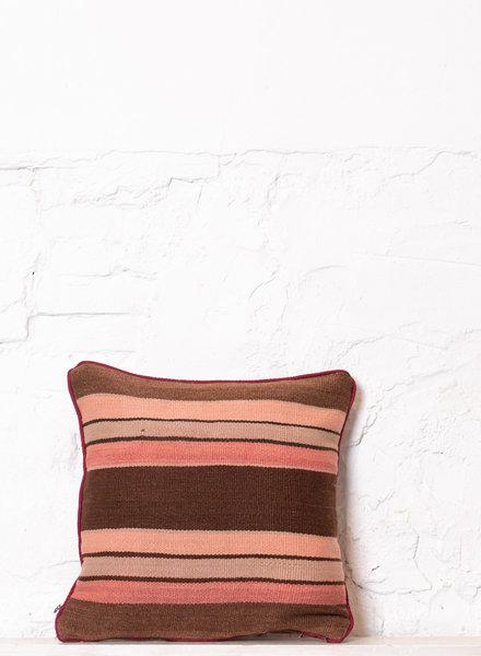 Berber stripe pillow 361