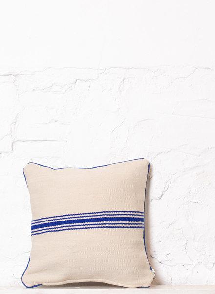 Berber stripe pillow 366