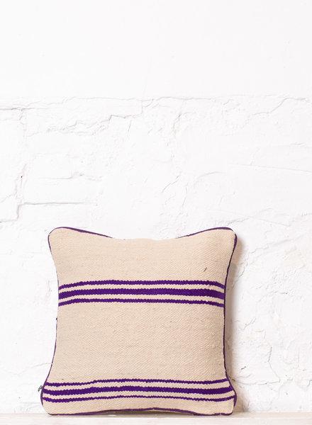 Berber stripe pillow 373