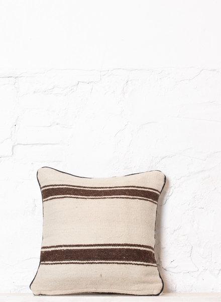 Berber stripe pillow 375