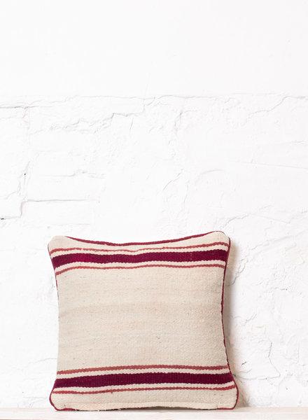 Berber stripe pillow 383
