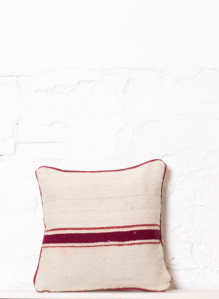 Berber stripe pillow 384