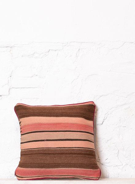 Berber stripe pillow 385