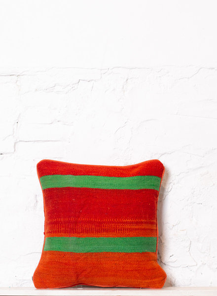 Berber stripe pillow 388
