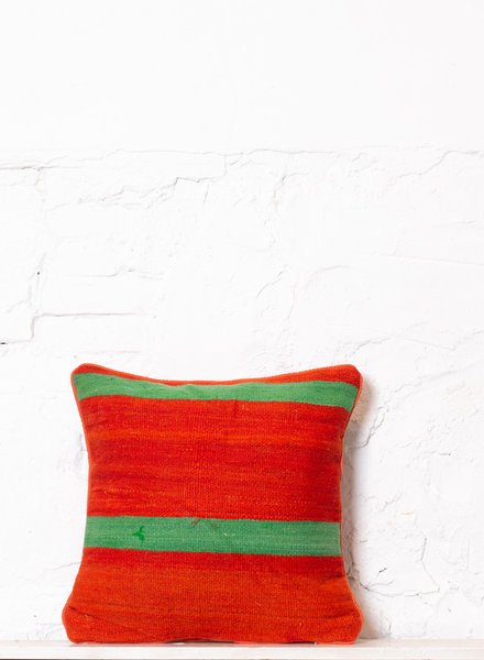 Berber stripe pillow 391