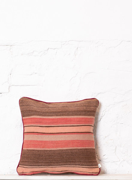 Berber stripe pillow 393