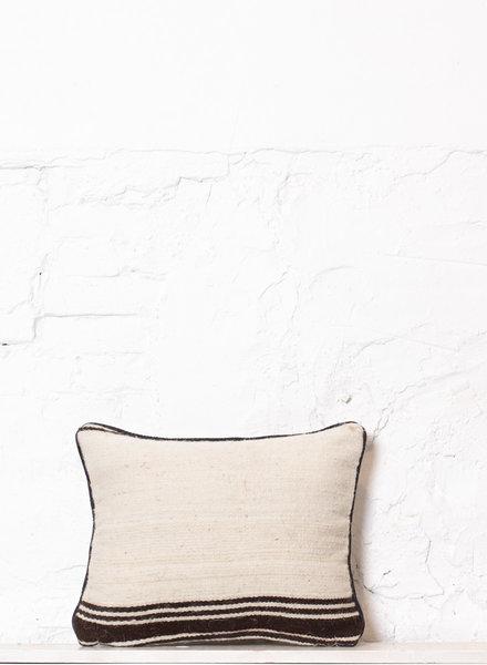 Berber stripe pillow 396