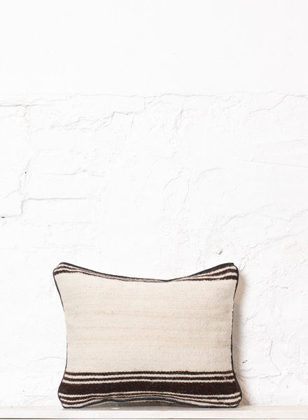 Berber stripe pillow 397