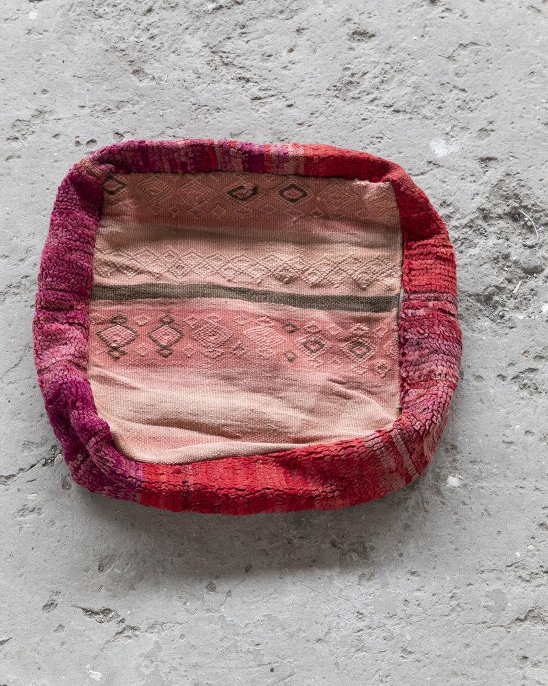 Handmade kelim pouf - 26