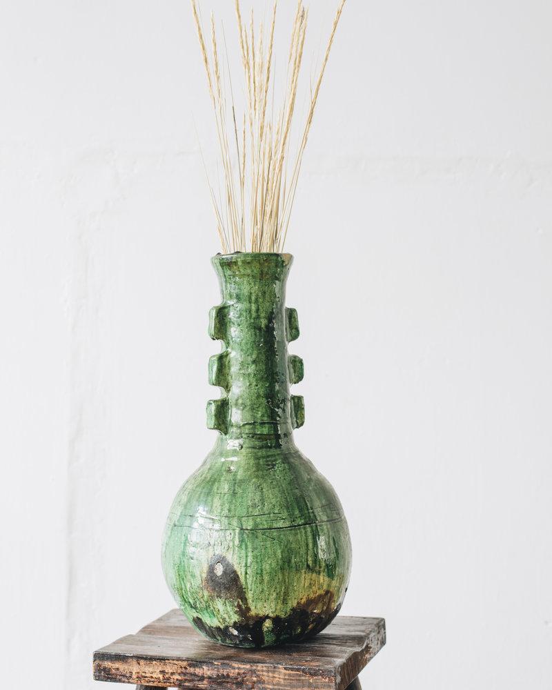 Tamegroute pot - groen - S