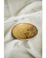 Tamegroute plate - olive green