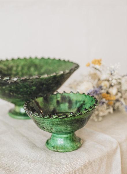 Tamegroute schaal - groen - S