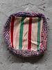 Handmade kelim pouf - 67