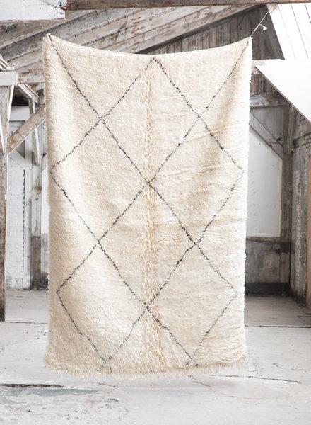 Beni Ouarain tapijt 540