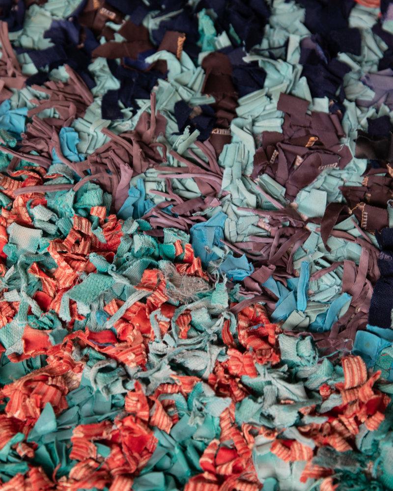 Boucherouite rug 157