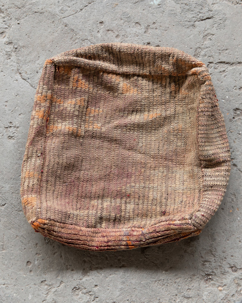 Handmade kelim pouf - 44