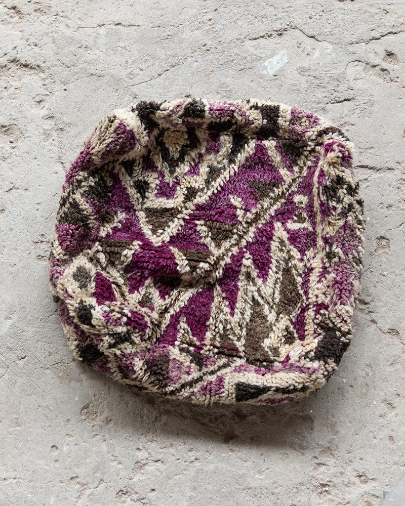Handmade kelim pouf - 48
