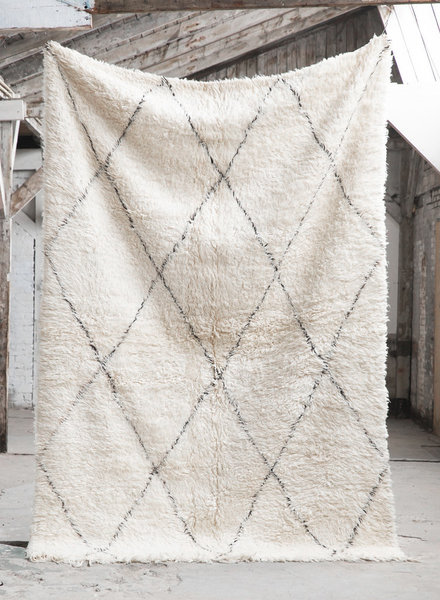 Beni Ouarain tapijt 532