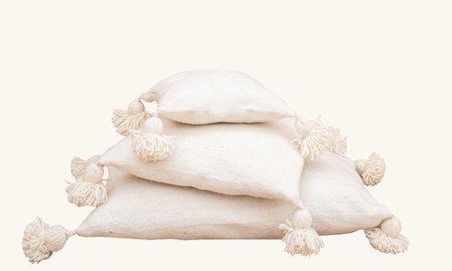 Pompom Pillows