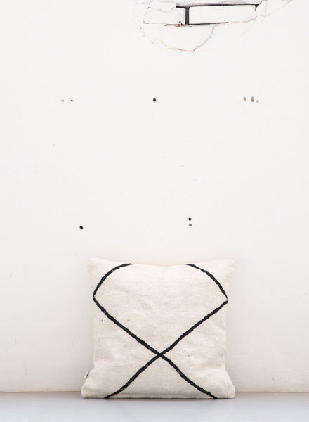 Kelim Beni Ouarain pillow S