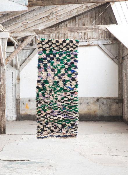 Boucherouite tapijt 155