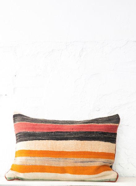Berber stripe pillow XL 437